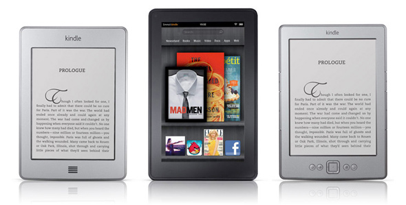 Amazon Turns Up The Kindle Fire, Authors Don't Get Burned!