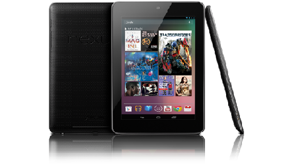 New Google Nexus Tablet: What Does This Mean For Authors?