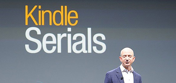 Kindle Serials: Amazon Announces Launch Of New, Episodic Publishing Format