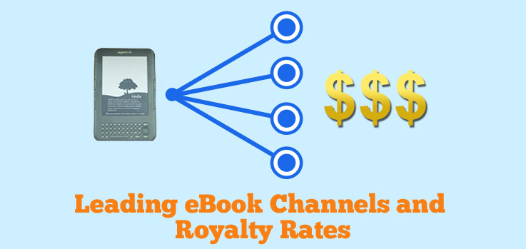 Leading Ebook Channels and Royalty Rates for Independent Publishers