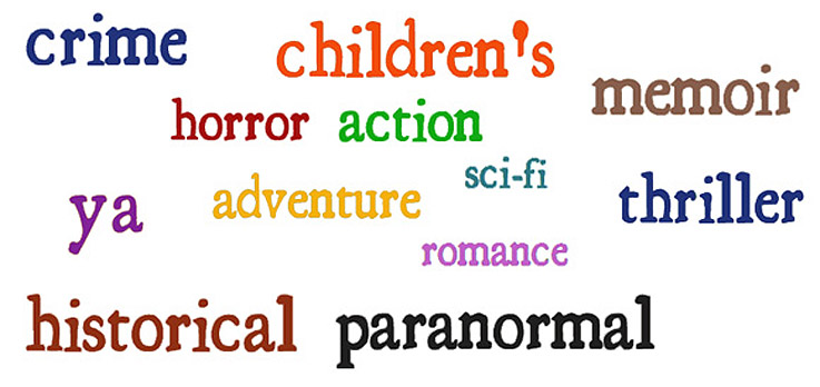 Changing Fiction Genres: Does This Hurt Your Author Brand?