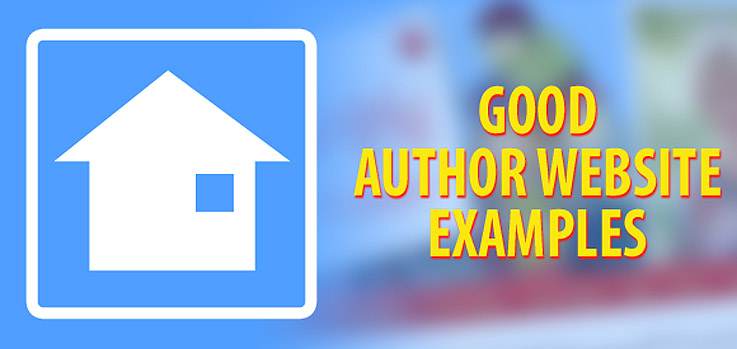 Good Author Website Examples for Inspiration