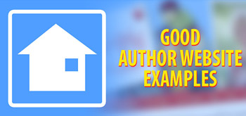 good author websites