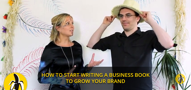 How to Start a Business Book to Grow Your Brand