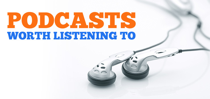 Great Podcasts for Writers and Authors