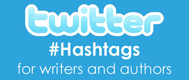 Twitter Hashtag Guide for Writers and Authors
